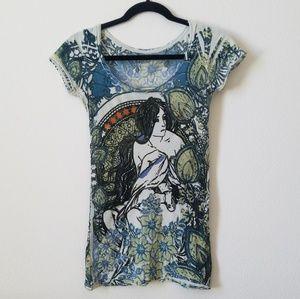 Tops - Mucha Tee Shirt